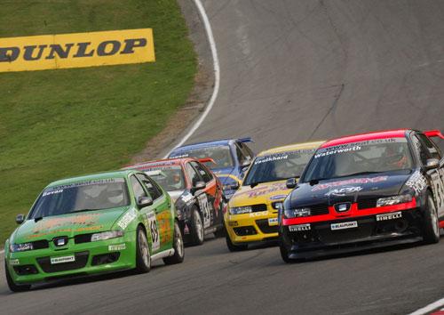 Blaupunkt SEAT Cupra Championship