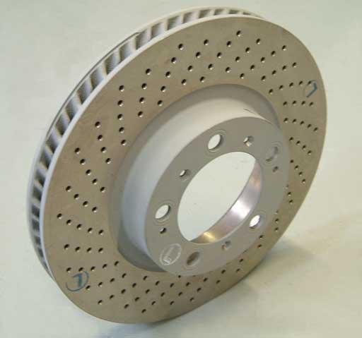 Pagid brake disk